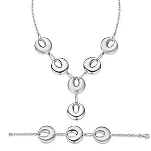 Orphelia - SET-018 - Collier Femme - Argent 925/1000 43.5 Gr