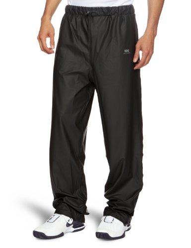 Helly Hansen Men's Voss Pant, Black, Medium (Rain Pants Bike compare prices)