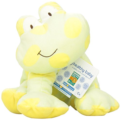 Healthy Baby: Asthma and Allergy Friendly Floppy Froggie by Kids Preferred