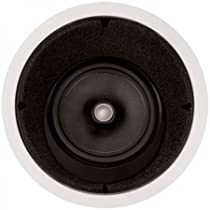 Architech Prestige OEMAP815LCRS 8-Inch Kevlar 15 Degree Angled Ceiling LCR Speaker