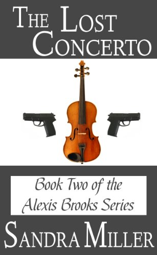 E-book - The Lost Concerto by Sandra Miller