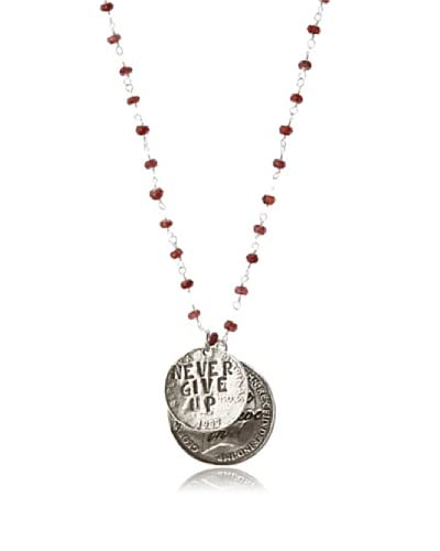 Alisa Michelle Fight For What You Believe In Necklace