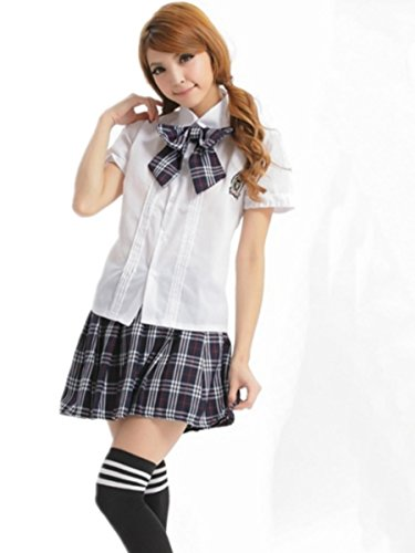 Easy Japan School Uniform Fancy Dress Uniforms Halloween Costumes