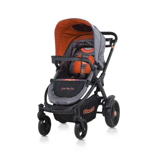 Imagen 1 de Chipolino VIP cochecito combinado de bebé Perfecta coral