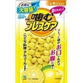 噛むブレスケア パウチ レモンミント 100粒 10個セット