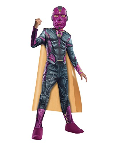 Rubie's Costume Avengers 2 Age of Ultron Child's Vision Costume