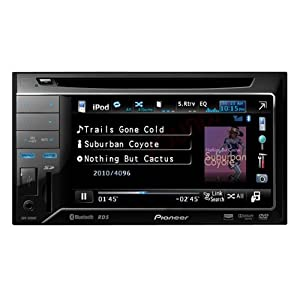 Beste 2-DIN Autoradios / Moniceiver: Pioneer AVH-3200BT