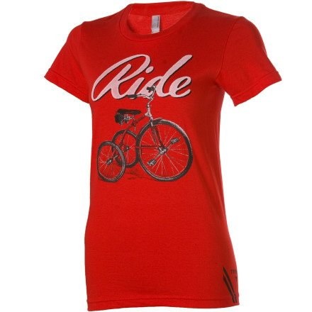 Buy Low Price Twin Six Ride T-Shirt – Short-Sleeve – Women's (B0065HGPMO)