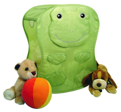 Starting Small Frog Novelty Hamper - Green
