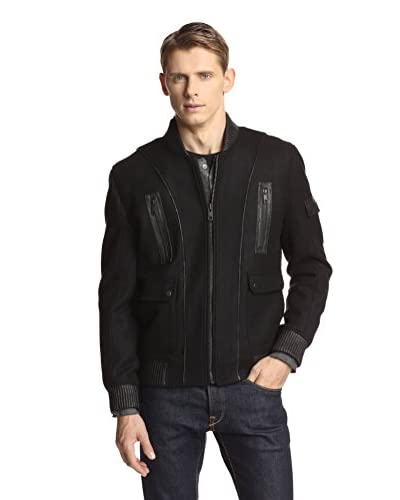 Andrew Marc Men's Palmer Bomber Jacket