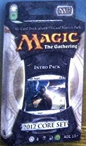 Magic the Gathering: MTG: 2012 Core Set M12 Intro Pack: SACRED ASSAULT Theme Deck