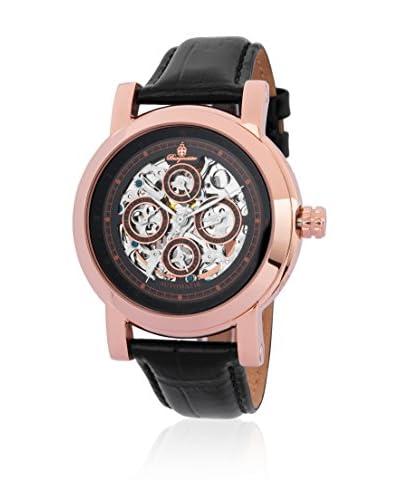 Burgmeister Reloj automático 129-322 Negro 42  mm