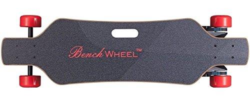 Benchwheel 1800W ダブルモーター リモコン電動スケボー C(運賃無し)