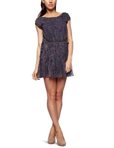 Mina  Catherine Women's Dress Navy One