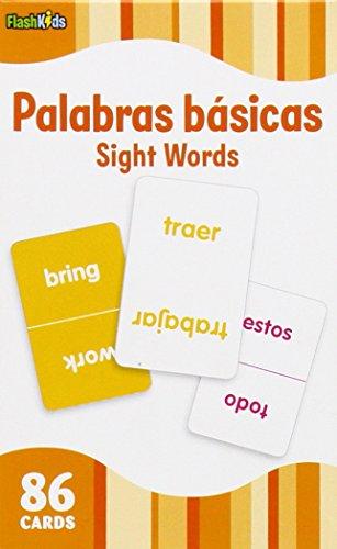 Sight Words (Flash Kids Spanish Flash Cards) (Flash Kids Flash Cards)