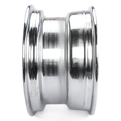 Cragar CRR-61815: Wheel, Super Sport, Steel, Chrome, 15 in x 8 in., 5 x 4.5/4.75/5 in. Bolt Circle, 4.25 in. Backspace, Each