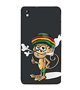 Vizagbeats Monkey Back Case Cover for HTC Desire 816::HTC Desire 816 G