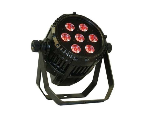 Blizzard Lighting Toughpar Fab5 | 7X 15W 5-In-1 Rgbaw Led Par Can Ip65 Outdoor Rated