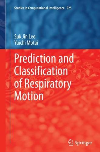 Image for publication on Prediction and Classification of Respiratory Motion