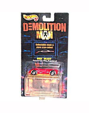 Demolition Man Buick Wildcat Die Cast Vehicle