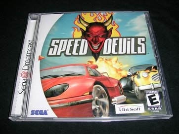 Speed Devils - Sega Dreamcast