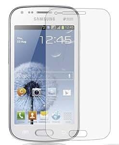 6 x Films de protection d'écran pour Samsung S7562 Galaxy S Duos - Résistant aux éraflures / Display Protective Film