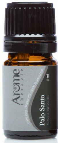 Palo Santo- 100% Certified Pure Therapeutic Grade Aromatherapy Essential Oil- 5 ml