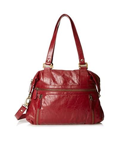 Latico Women's Hazel Shoulder Bag, Bordeaux