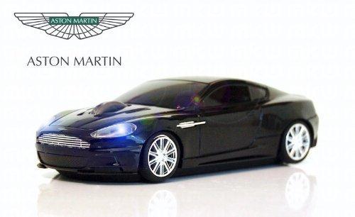 Aston Martin DBS Wireless Auto-Mouse (Nero) Senza fili ottico