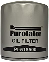 Purolator 79911509 High Performance Replacement Oil Filter for Mahindra Scorpio CRDE
