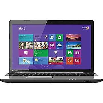 Toshiba Satellite L75D-A7283 17.3 Notebook with AMD Quad-Core A4-5000M 1.5GHz, 6GB RAM, 750GB HD