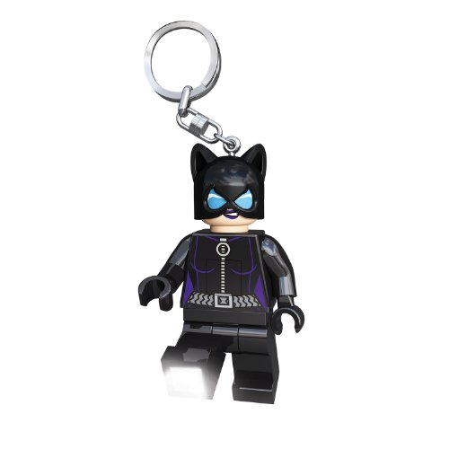 Lego Dc Universe Super Heroes Catwoman Keychain