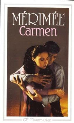 Carmen Les Ames Du Purgatoire (French Edition)