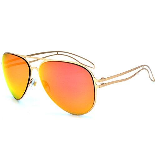 Avaitor Unisex Fashion Man And Women Leisure Sunglasses(C4