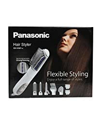 Panasonic EH-KA81 Hair Styler (Off White)
