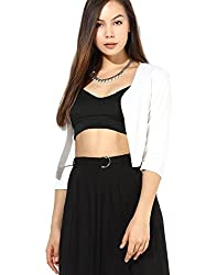 Only Women'S Casual Shrug (_5712618734424_Cloud Dancer_Large_)