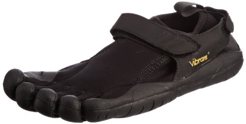 Vibram Five Fingers Men's Mn Flow Black Trainer 5F/M138BK-44 10 UK, 44 EU
