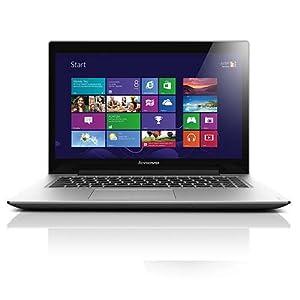 "Lenovo IdeaPad U430 Ultrabook 14"" TouchScreen Laptop PC - 4th Gen Intel Core i7 / 4GB Memory / 500GB 2-in-1 hybrid HD / Intel HD Graphics 4400 / Webcam & Microphones / Windows 8.1 64-bit"