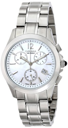 Golana Swiss Women's AU200-2 Aura Pro 200 Quartz Chronograph Watch