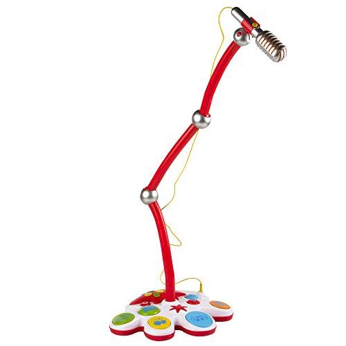 WinFun - Micrófono con luz (Colorbaby 42596)