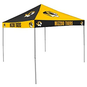 Buy NCAA Missouri Tigers Checkerboard Tent by Logo Chair Inc.