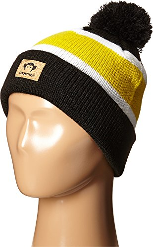 Appaman Little Boys' Football Hat (Toddler/Kid)-Warm Olive-Large (5-7)