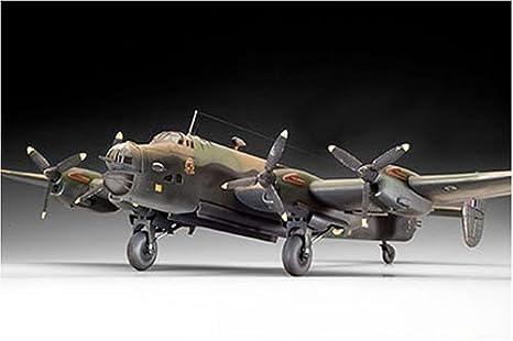 Revell - Maquette - Handley Page Halifax B Mk.I/Ii  - Echelle 1:72