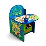 Delta Ninja Turtles Chair Desk Exercise Organizer Office Kids Game