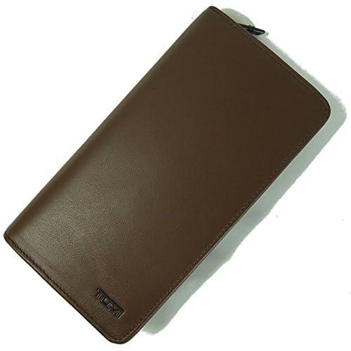(トゥミ)TUMI 財布 DELTA ジップアラウンドトラベル(サドル) 18677SD TM-125 [並行輸入品]
