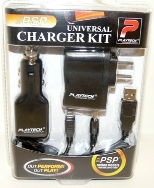 Sony Playstation PSP Universal Charger Kit Bundle Pack for PSP