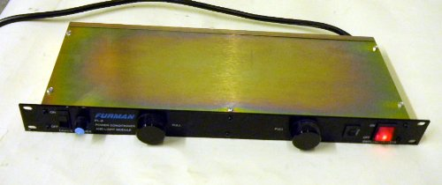 Furman pl 8 Power Conditioner And Light Module Furman pl 8 Power Conditioner