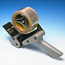Scotch Box Sealing Tape Dispenser H183, 3 in