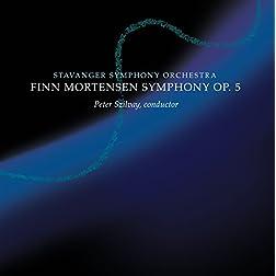 Finn Mortensen, Symphony Op. 5 [Blu-ray]