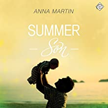 Summer Son (       UNABRIDGED) by Anna Martin Narrated by R. L. Davis